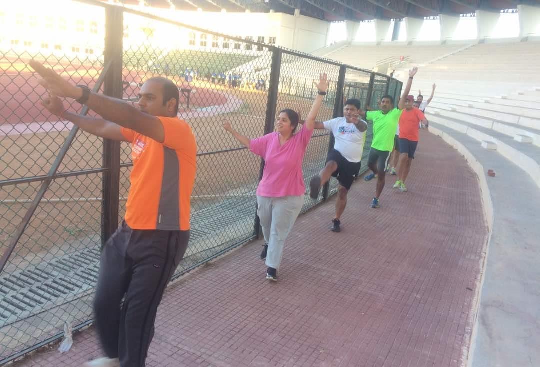 Strength-training–gachibowli-stadium