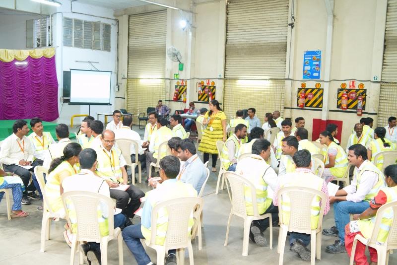 Respect One Another @ Srinivasa Logistics