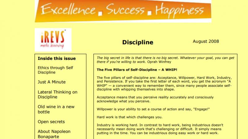irevs-august-2008-discipline