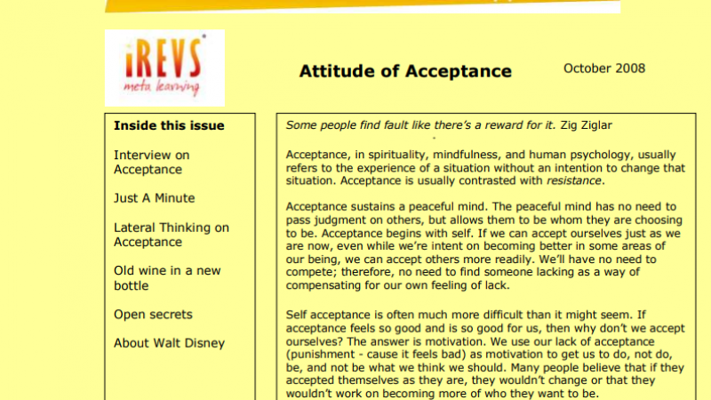 irevs-october-2008-attitude-of-acceptance